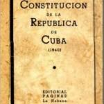 Dos Constituciones, dos historias, dos legados