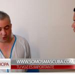 Eliecer Avila entrevista a David García (paciente de la Salud Publica en España)