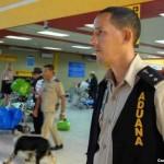 Incidente de ayer en el Aeropuerto