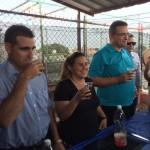 Primer encuentro con Eliecer Avila y Somos +