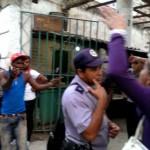 CARRETILLEROS DE CUBA, ¡U N Í O S!