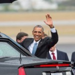 La alegría de Obama