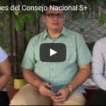 Declaraciones del Consejo Nacional S+