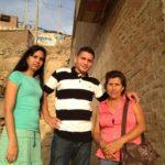 Gracias por tu ejemplo y mucha fuerza, Perú