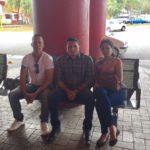 Miembros de Somos+ continúan con la protesta en el aeropuerto José Martí