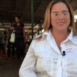 Impiden a Joanna Columbié viajar a Perú