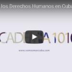 Violación de los Derechos Humanos en Cuba