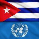 Cuba en la ONU, y nuestros derechos? Protestemos!