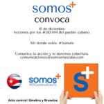 Cuba en campaña Internacional por los DDHH